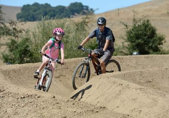 Marin IJ News: Stafford Lake bike park's impressive opening