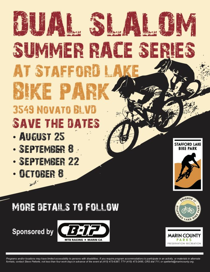 Dual Slalom Summer Race Series!